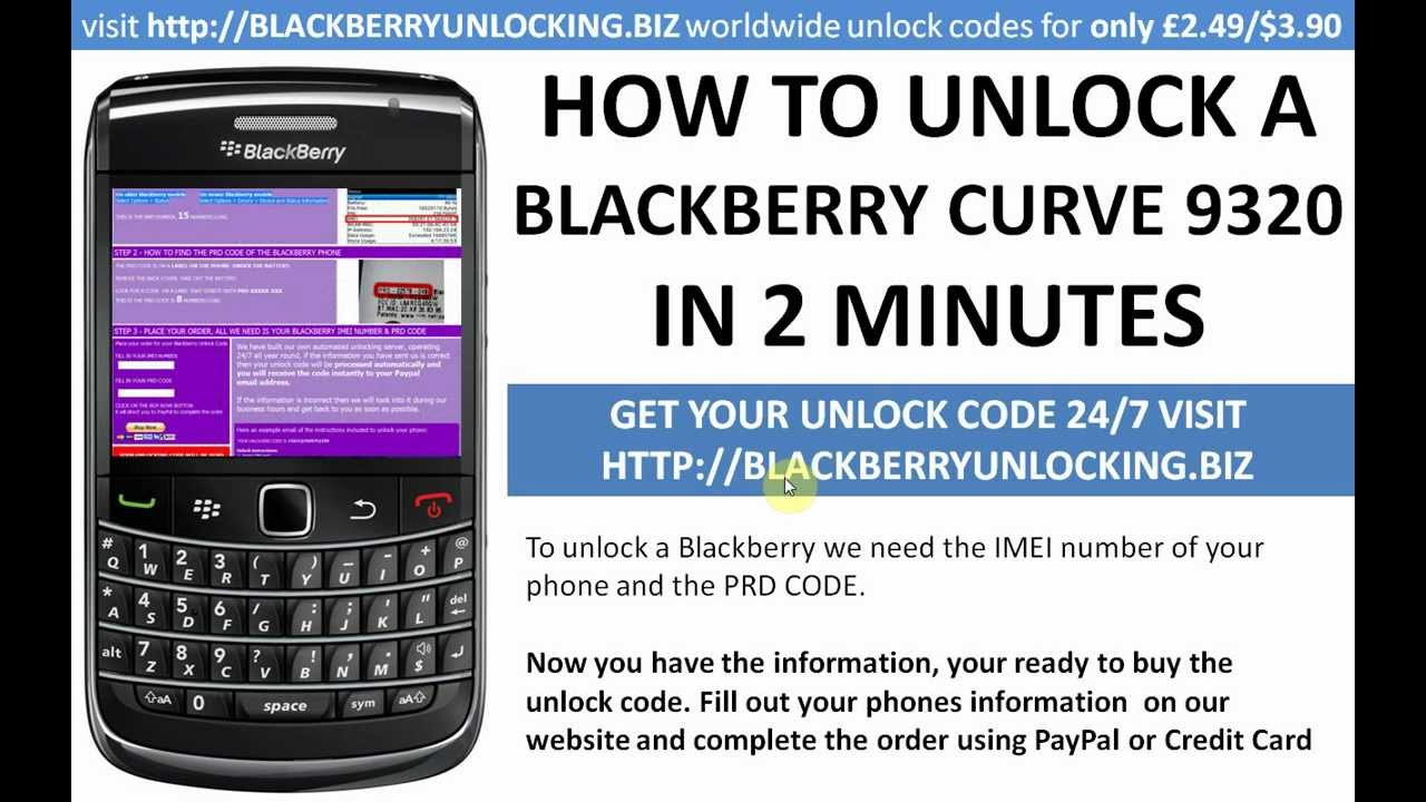 how to unlock blackberry pearl 8120 for free
