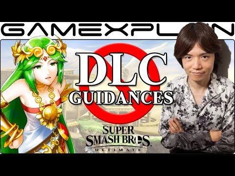 Smash Bros  Ultimate DLC Fighters Won't Receive Custom Palutena's