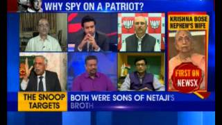 Nation at 9: Why spy on a patriot?
