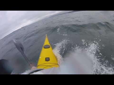 Storm Surf Salish Sea Dec 11