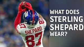 Sterling Shepard Helmet Review - F7