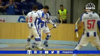 Hóquei em Patins: FC Porto-Sporting, 4-3 (Campeonato Nacional, 22.ª jornada, 08/04/17)