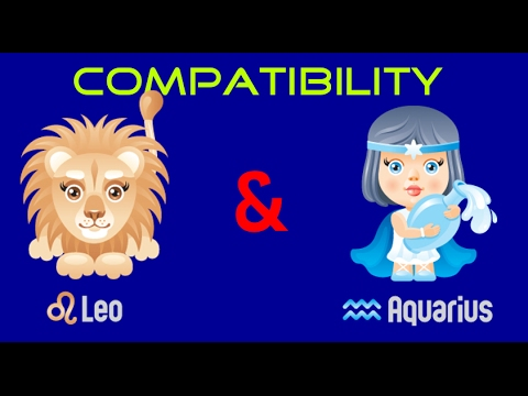 Leo And Aquarius Sexual Compatibility
