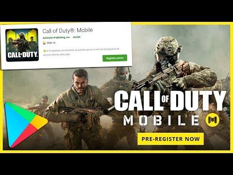 🚀¡RÁPIDO REGISTRATE EN COD MOBILE! CALL OF DUTY PARA MOVILES YA ANUNCIADO! - MattsinLife thumbnail