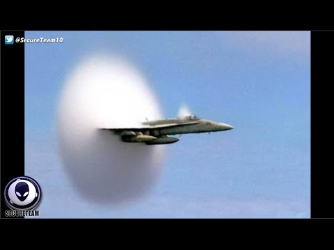 British Fighter Jets Scrambled After UFO Comes Up From Sea 5/6/16