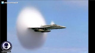 British Fighter Jets Scrambled After UFO Comes Up From Sea 5/6/16 thumbnail