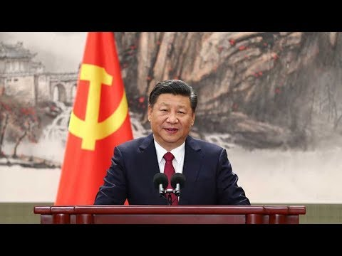 Xi Jinping's speech after election of new top leadership
