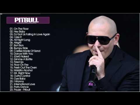 Pitbull Greatest Hits | Best Songs Of Pitbull
