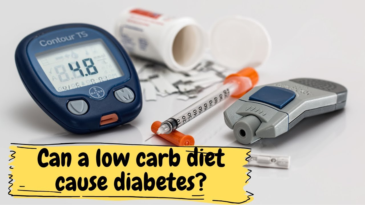 Weight Loss Q&A | Can a low carb diet cause diabetes ...