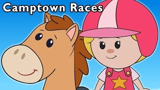 r is for race   camptown races and more   baby songs from mother goose club