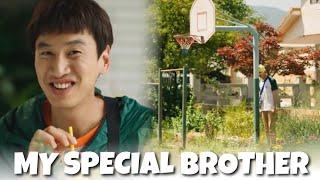 """[이광수] Lee Kwang Soo is very Impressed in """"MY SPECIAL BROTHER"""""""