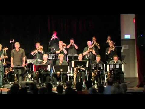 Darmstädter Bigband feat.Andy Haderer/Joe Gallardo-Bluesiando