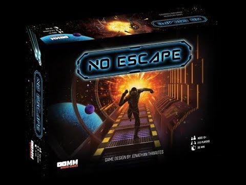 No Escape! by OOMM Games — Kickstarter