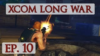 XCOM Long War Season 3 - Ep. 10 - Let's Play Beta 15 Impossible