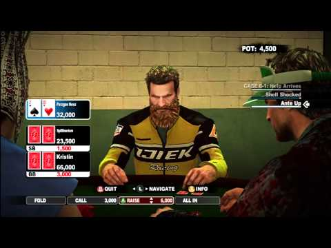 Dead Rising 2: Full Playthrough w/Nova & Sp00n Co-op! Ep.33 - The Greatest Game of Strip Poker Ever