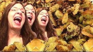 Impressive Homemade Garlic Croutons! Sprig Barton Recipe