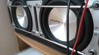 Bass i love you peiying PYBG250X