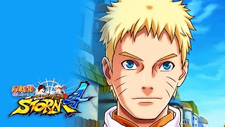 Naruto Ultimate Ninja Storm 4 Gameplay - Last Naruto Ultimate Jutsu