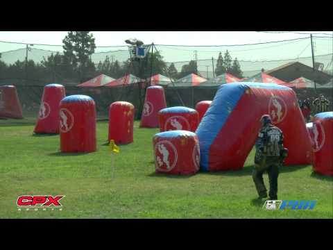 2013 PSP WCO Friday Edmonton Impact vs Trenton Topgun Union Game 8