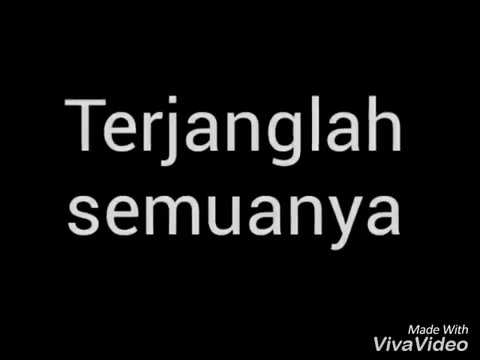 stand with friends - terus melangkah lyric