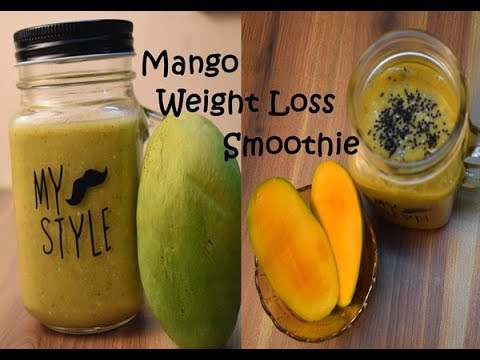 Super Fast Weight Loss Mango Smoothie For Breakfast Smoothie Summer Special Weight Loss Smoothie