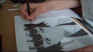 Drawing Soi Fon - Bleach