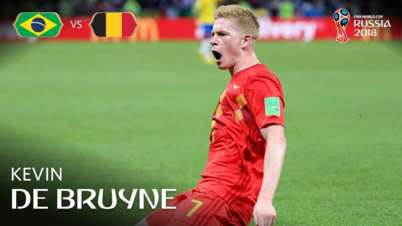 Kevin DE BRUYNE Goal