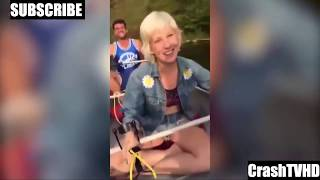 Girl Falls Down And Many More Stupid Fails