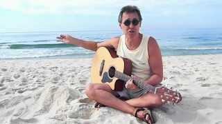 RIO BLUES - E Blues Shuffle Acoustic Performance -  Blues/Rock Guitar Lessons