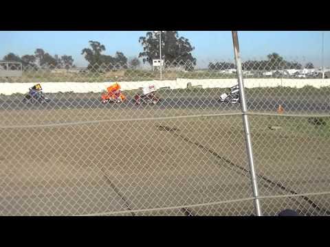 Cora Speedway 600 Trophy Dash 4/21/12