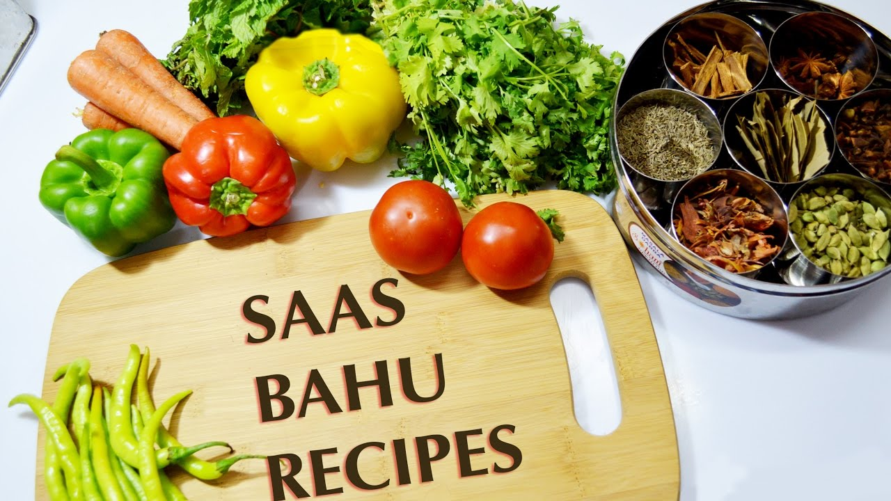 Saas bahu recipes indian food recipe channel trailer youtube saas bahu recipes indian food recipe channel trailer forumfinder Image collections