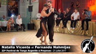 Nada Más - Natalia Vicente et Fernando Nahmijas - Prayssac 2017