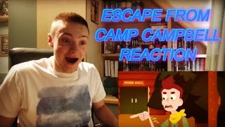 CAMP CAMP - 1X01 ESCAPE FROM CAMP CAMPBELL REACTION