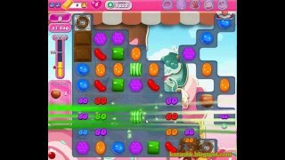 Candy Crush Saga - Level 1622 (No boosters)