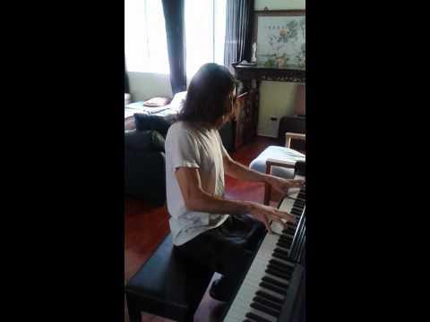 Anthony Marks playing Van Halen