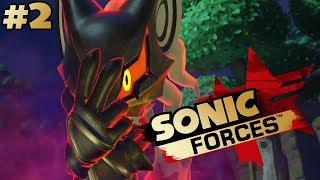 ИНФИНИТ ВО ВСЕЙ СВОЕЙ КРАСЕ | Прохождение Sonic Forces #2