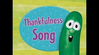 VeggieTales: The Thankfulness Song Sing-Along