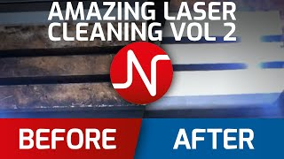 AMAZING LASER CLEANING VOL 2.