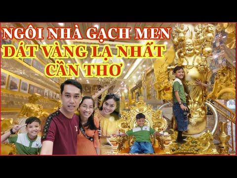 Ngôi Nhà Gạch Men Zone 7 Coffee Lạ Nhất Cần Thơ    PHI HẢI TV
