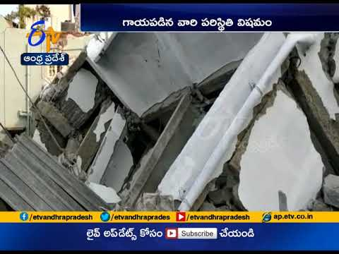 3 Dead, 7 Rescued As Building Collapses In Bangalore