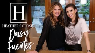 Cooking with Daisy Fuentes
