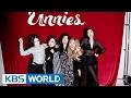 Unnies - Unnie's carol medley [Sister's Slam Dunk/2017.02.03]