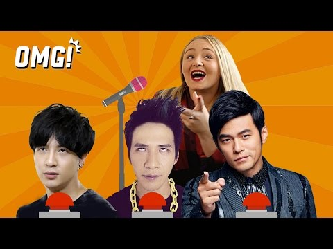 Sing and Guess which Chinese songs it is: hit songs edition 老外传唱中文歌第二弹