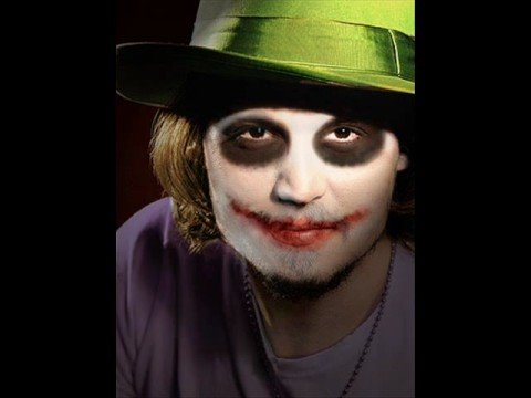 Johnny Depp - The Joker - YouTube