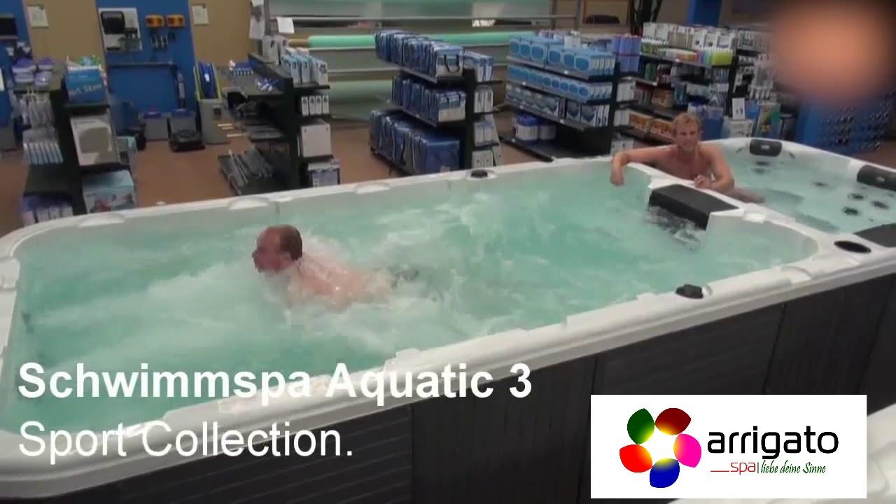Swim Spa Aqua 3 Arrigato In Frauenfeld Service Schweizweit