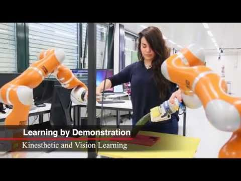 Research at LASA- Learning Algorithms and Systems Laboratory