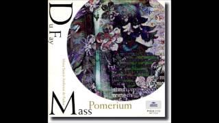 Pomerium   Du Fay:Missa Sancti Anthonii de Padua   01   Introitus