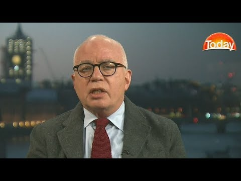"""Michael Wolff claims he """"can't hear"""" during interview  