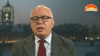 "Michael Wolff claims he ""can't hear"" during interview  