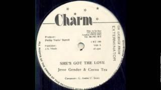 Jesse Jender & Cocoa Tea - She